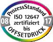 PSO ProzessStandard Offsetdruck Label